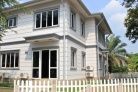 Villa for rent in Garden Homes compound- 20mins drive to Center